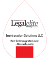 LegalElite Best for Immigration Law - Massachusetts